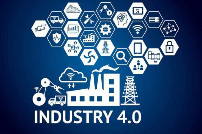 Industry 4.0 Data management